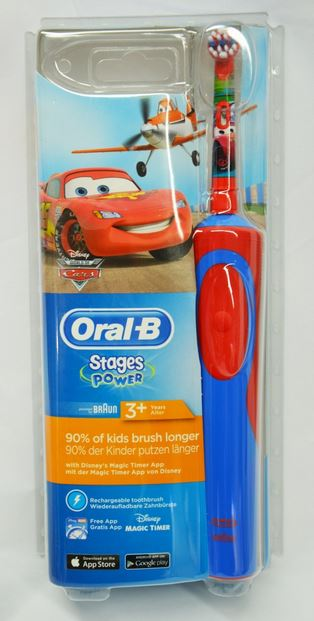 Oral-B Stages Power cls Batterie