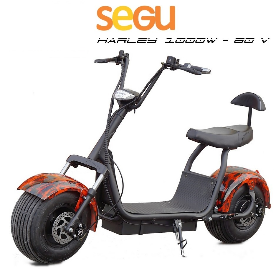 Segu CITY HARLEY